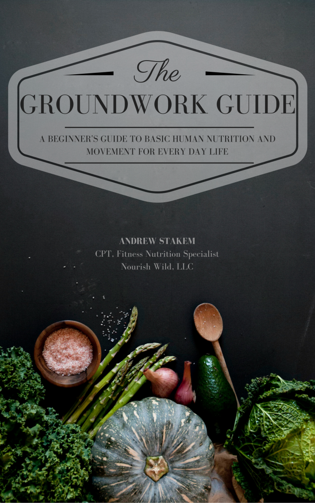 Groundwork Guide Cover