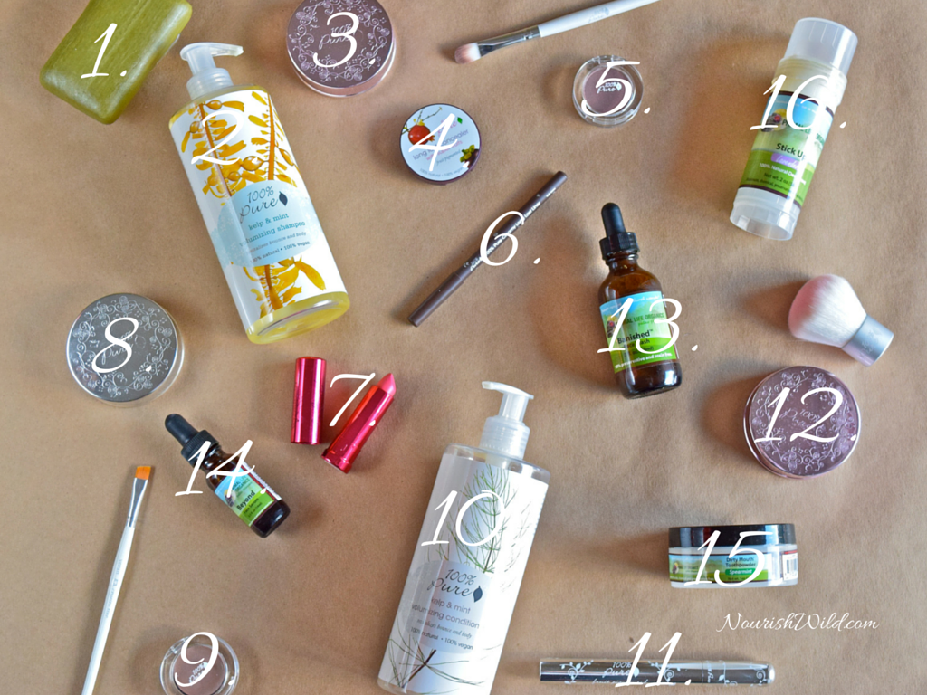 Junk-Free Beauty Overhaul